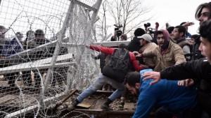 Идомени/Сехово днес. (източник AFP)